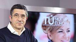 Patxi López también renuncia, pero a liderar los socialistas
