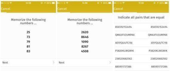 Una 'app' para descubrir cuál es tu momento del día de máximo
