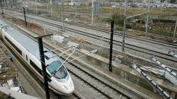 Parados todos los trenes AVE en Cataluña por un robo de