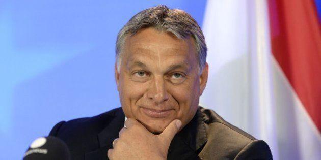 El primer ministro de Hungría:
