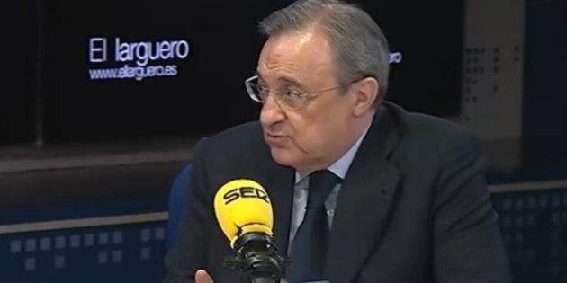 Florentino Pérez explica el fichaje frustrado de De Gea criticando al Manchester