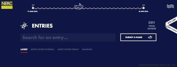 'Blas de Lezo', eliminado del concurso para nombrar el nuevo buque británico por