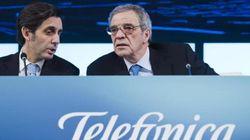 Alierta deja la presidencia de Telefónica tras 16 años en el