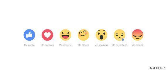 Facebook estrena Reactions, una extensión que permite reacciones más allá del