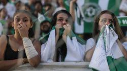 El estremecedor cántico de los colombianos al Chapecoense: