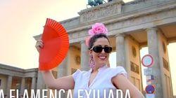 La 'flamenca exiliada' explica a los expatriados cómo votar en las