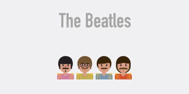 De Amy Winehouse a The Beatles: un brasileño crea emojis de grupos y cantantes