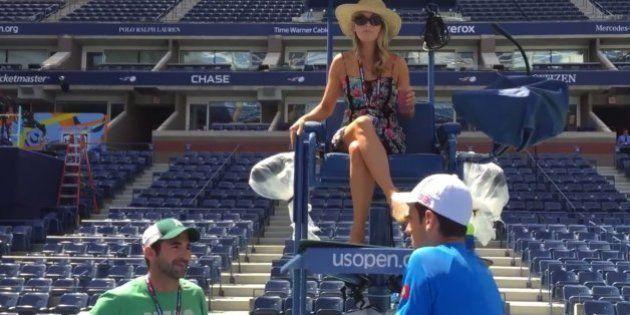 Djokovic ayuda a un amigo a pedirle matrimonio a su novia durante un