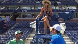 Djokovic simula enfadarse para ayudar a su amigo a hacer