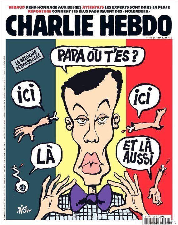 'Charlie Hebdo' hace de las suyas con las víctimas de