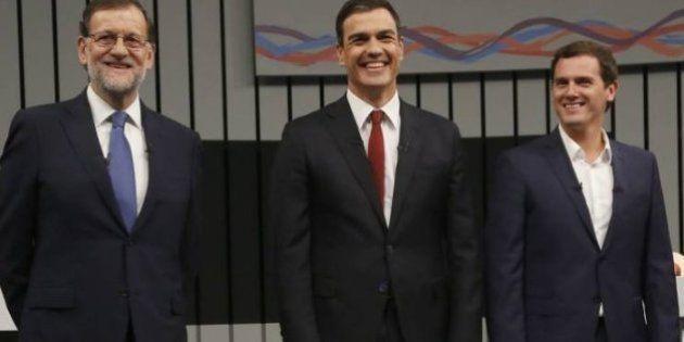 Rivera pedirá ayuda a Felipe VI para que PP y PSOE se