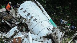 La última llamada del avión del Chapecoense a la torre de