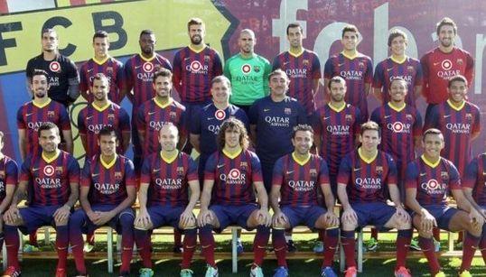 El Barça, descompuesto y sin fichajes (FOTO