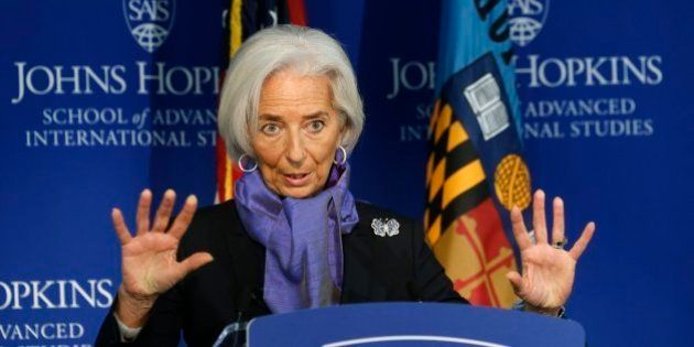 El FMI pide al BCE medidas para frenar la deflación en la
