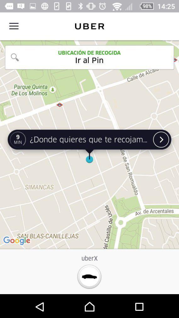 Uber en Madrid: ¿Qué es? ¿Cómo se
