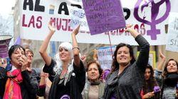 Marchas en toda España para defender el derecho al aborto