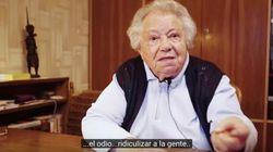 El potente mensaje de una superviviente de Auschwitz ante el auge de la