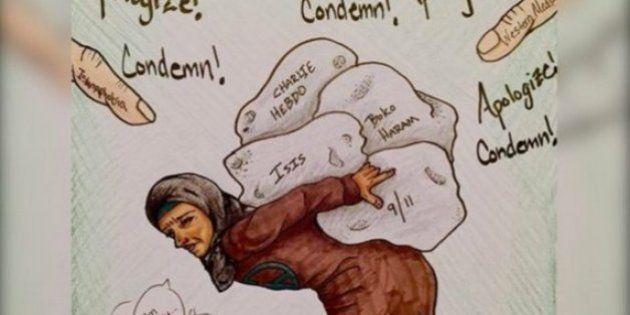 Por qué los musulmanes no deberían disculparse por el