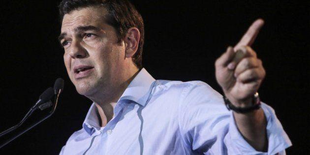 Nueva Democracia adelanta por primera vez a Syriza en los sondeos