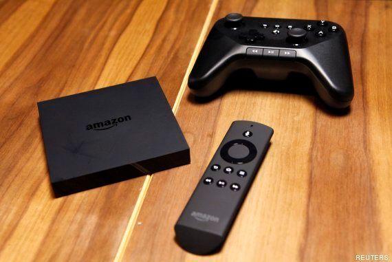 Fire TV: la televisión de Amazon para competir con Apple