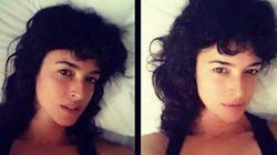 Por qué Instagram no ha censurado este pezón de Blanca