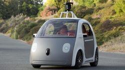 El nuevo coche autónomo de Google: 'game