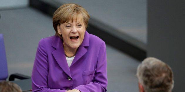 Merkel, la mujer más poderosa según