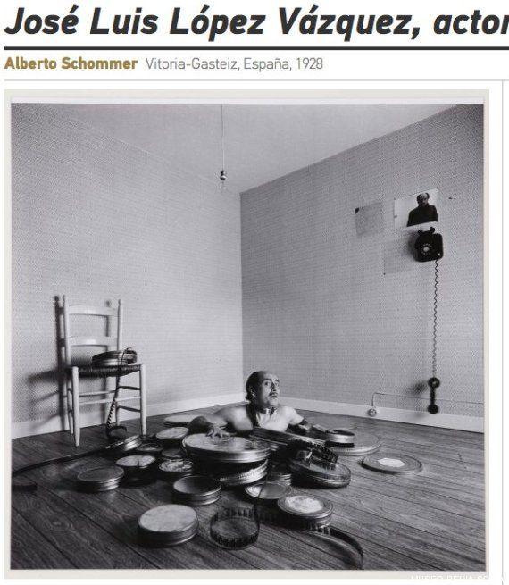 Alberto Schommer, Premio Nacional de