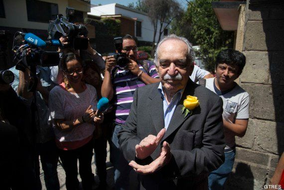 García Márquez, hospitalizado en