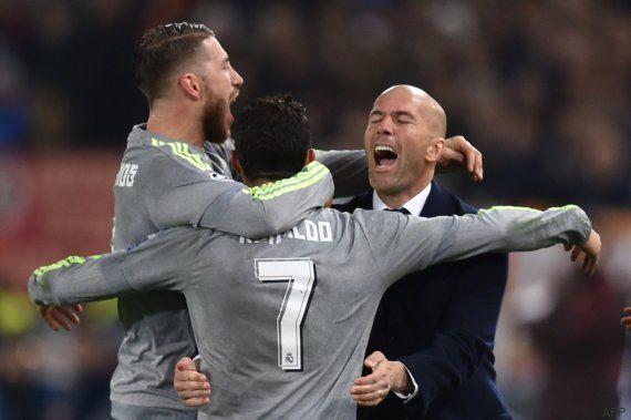 El Madrid, a un paso de cuartos