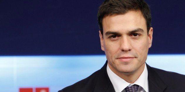 Pedro Sánchez, diputado del PSOE, tiene