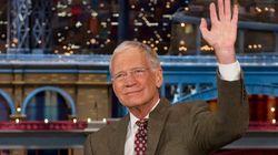Así se ha despedido David Letterman