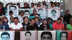 'No' a la versión oficial de la desaparición de los 43 estudiantes