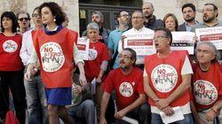 El PSOE llevará al Constitucional el cierre de Canal