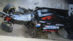 La FIA impide a Fernando Alonso competir en Baréin tras su