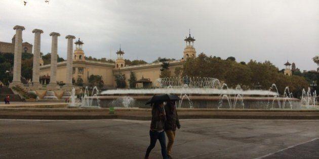 La Barcelona que no ha ido a votar el 9-N