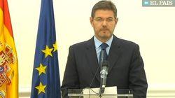 Rafael Catalá sobre el 9N: