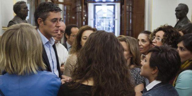 Madina carga contra el congreso cerrado del PSOE: