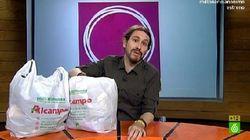 Lo estabas esperando: Joaquín Reyes parodia a Pablo Iglesias