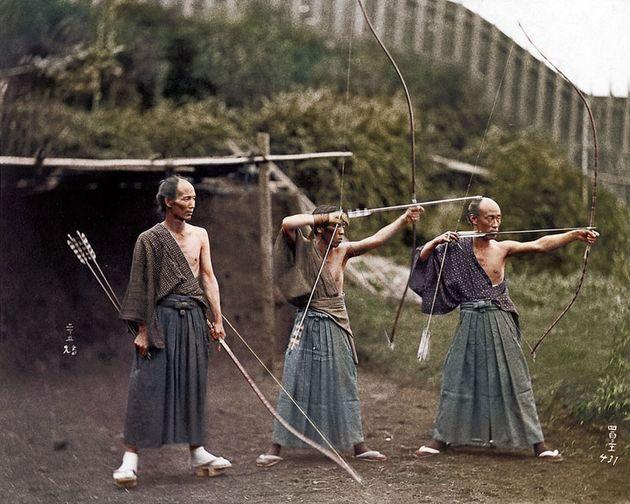 15 imágenes históricas y antiguas en color