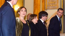 Felipe VI-Puigdemont: primer