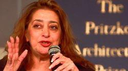 Muere Zaha Hadid, la primera arquitecta que ganó el Pritzker, el 'Nobel de