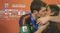 Sara Carbonero, invitada junto a Iker Casillas en el próximo 'En la tuya o en la