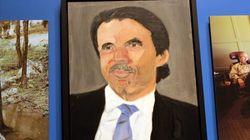 ¿Sabes quién ha dibujado así a José María Aznar?