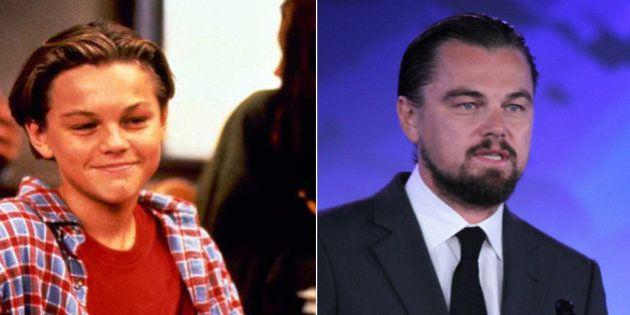 Leonardo DiCaprio cumple 40 años: su evolución