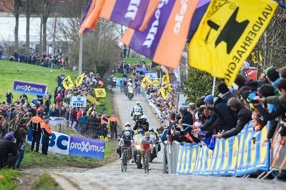 El Tour de Flandes cumple cien