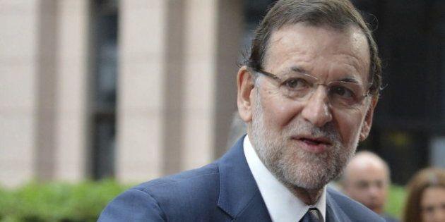 Rajoy, tras su retraso con el AVE: