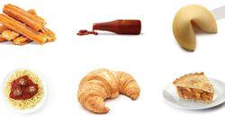 Seis alimentos que no vienen de donde