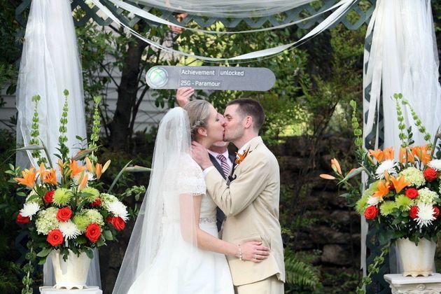 La boda más friki jamás vista