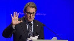 Mas pide a Rajoy